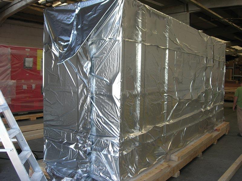 Imported machines at catlai