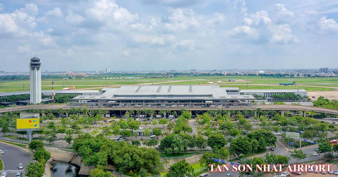 customs declaration at Tan Son Nhat airport