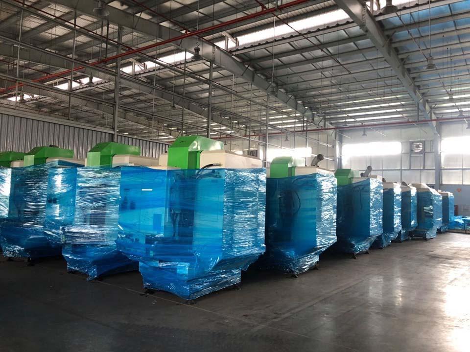 Export machinery from Hai Phong to Japan