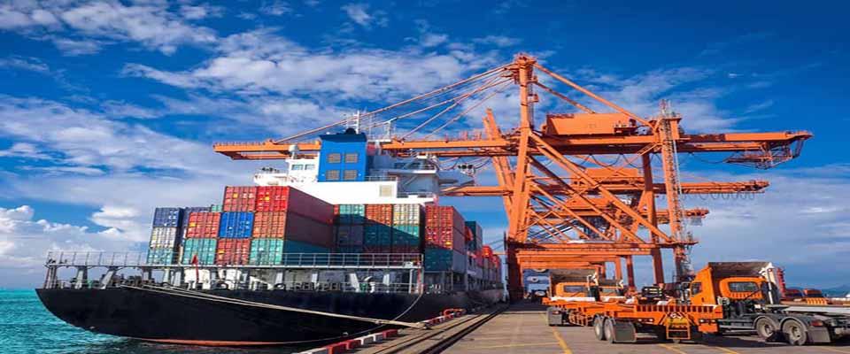 Shipping schedule from Nederlands to Vietnam