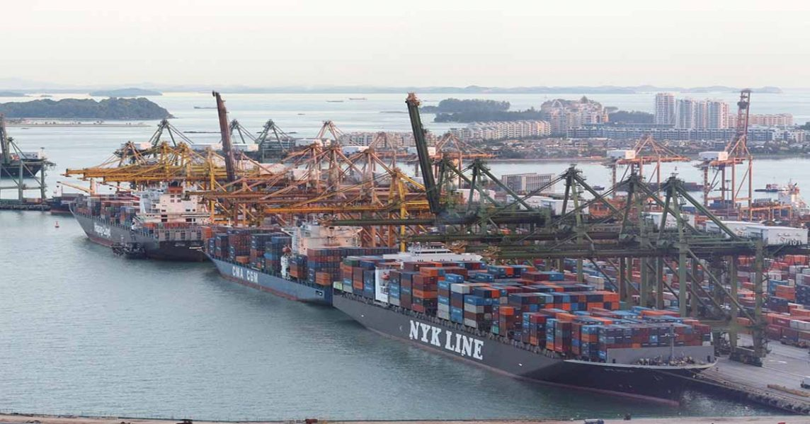Cargo Shipping Service To Singapore And Singapore To Vietnam