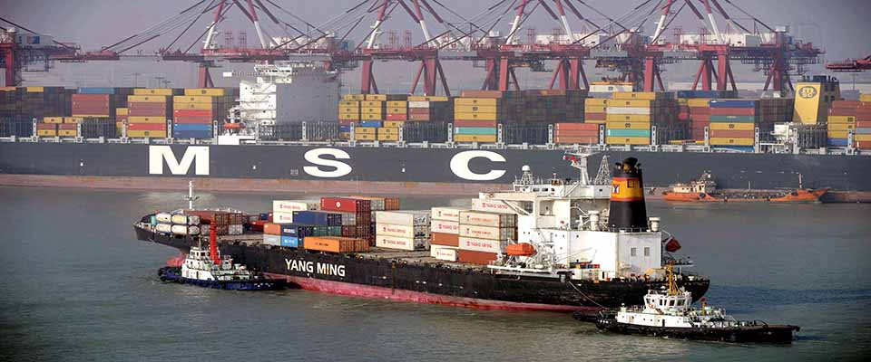 LCL and FCL sea freight services Finland to Vietnam and otherwise
