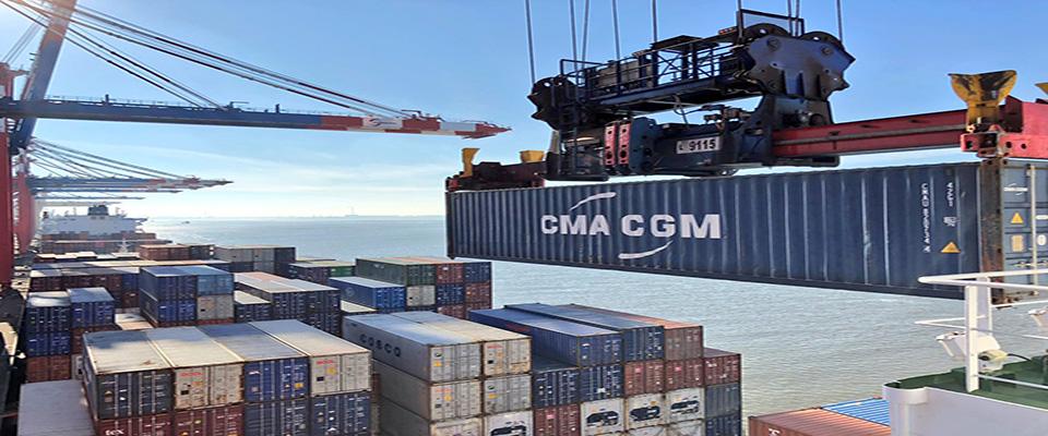 Shipping schedule from Vietnam to Beligum