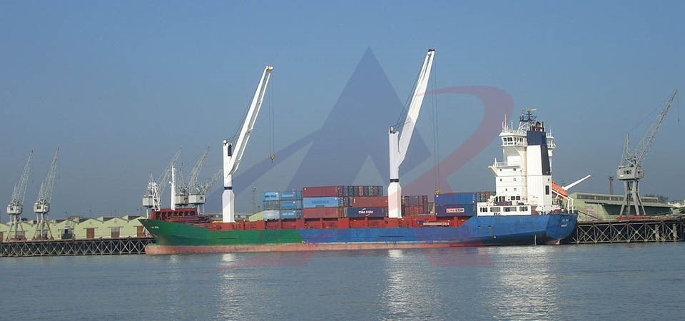 Sea transportation for Bangladesh cargo- the corner of Chittagong seaport