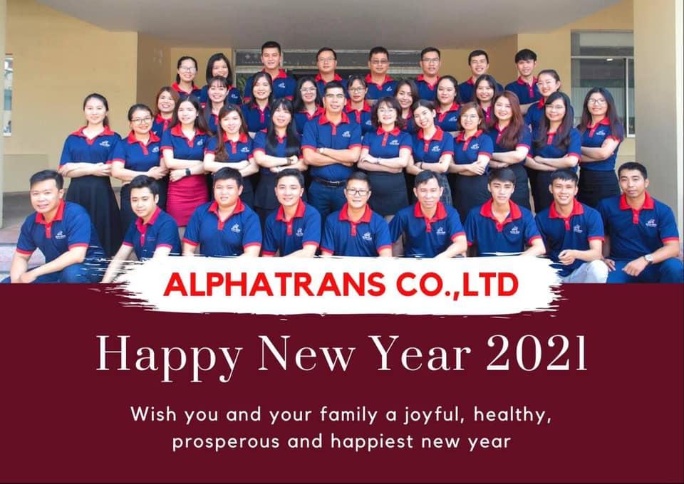 Alphatrans Company Logitics