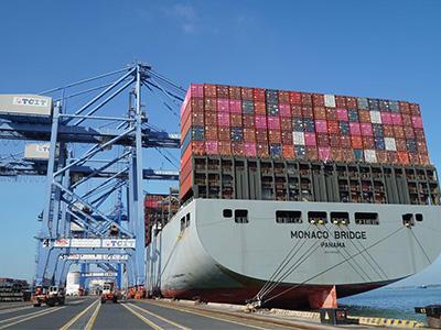 Ocean Transport Alphatrans